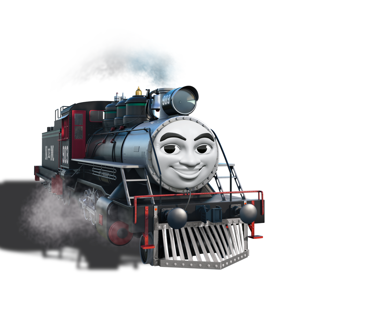 Thomas At Tidmouth Sheds Trackmaster Bachmann 45236 Ho