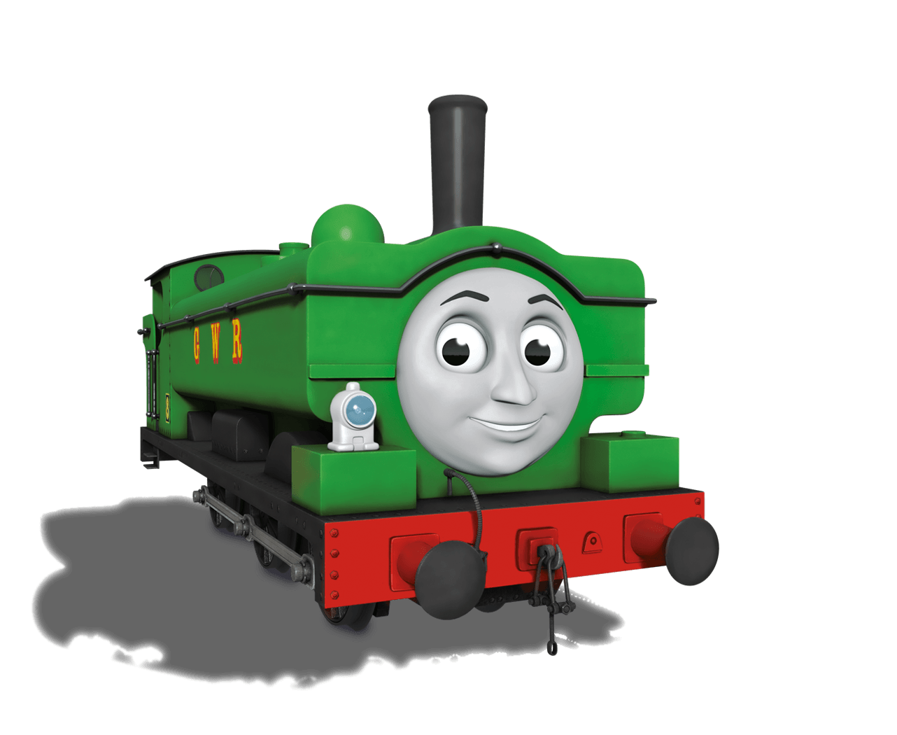 Whiff - Character Profile & Bio | Thomas & Friends