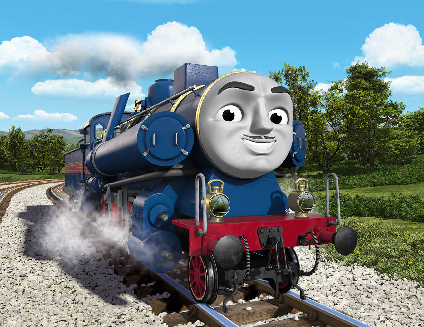 Stefano - Character Profile & Bio | Thomas & Friends