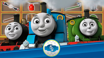 ... for Preschoolers and Children, Videos, Art Tools | Thomas & Friends