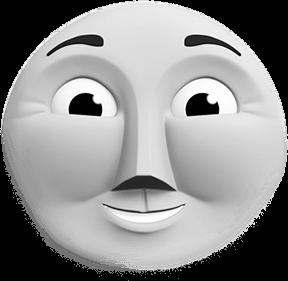 graphic regarding Thomas the Train Face Printable named Satisfy the Thomas Good friends Engines Thomas Good friends