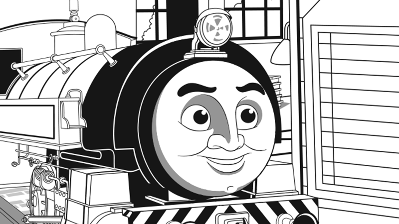 train coloring pages games cool - photo#29