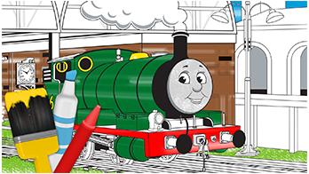 Juegos De Thomas Y Sus Amigos Para Niños Pequeños Thomas Y