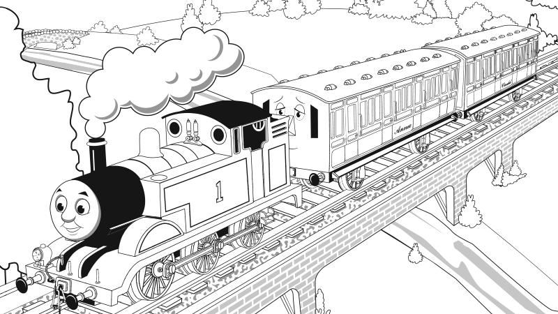 annie and clarabel coloring pages - photo#2