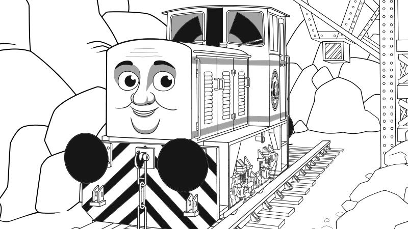 Juega con los juegos de Thomas & Friends para preescolares ...